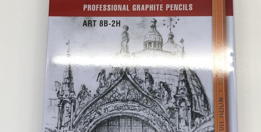 Koh-I-Noor: 12 assorted graphite pencils