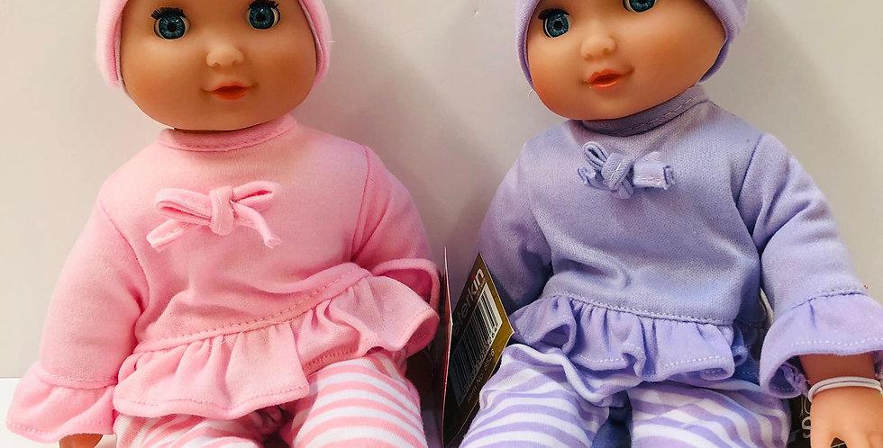 "Dolls World 10"" soft bodied dolls"