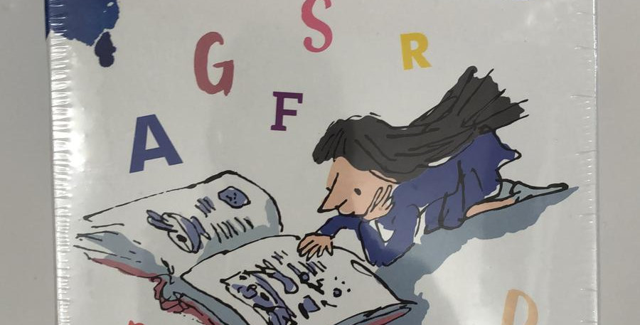 Matilda Splendid Spelling Game