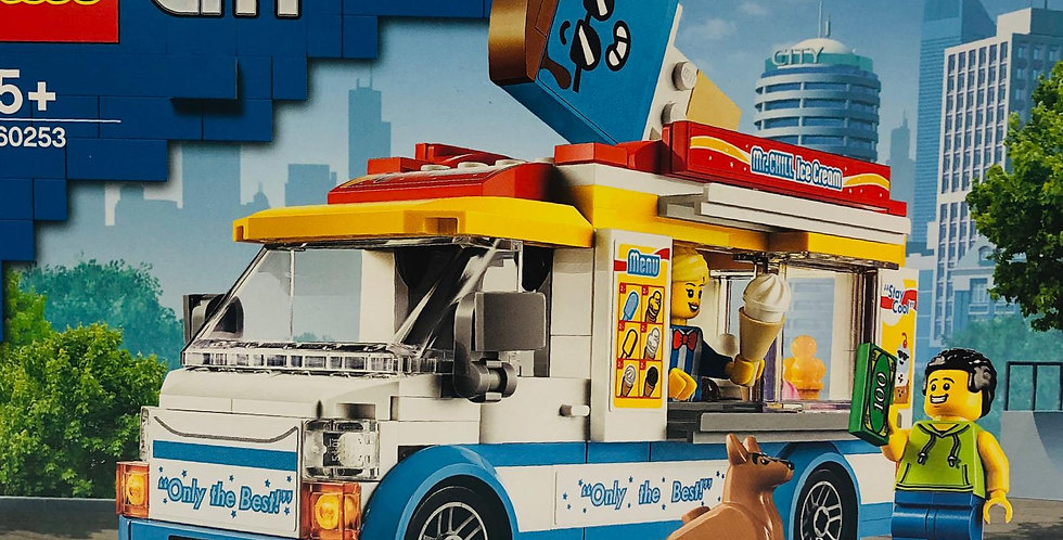 City: Icecream Van