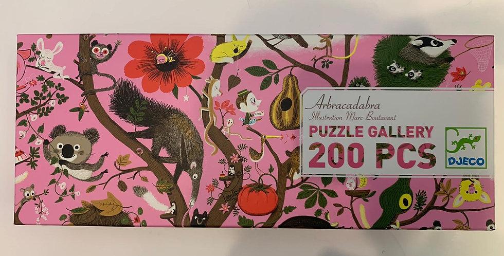 Puzzle Gallery: Abracadabra 200 Piece