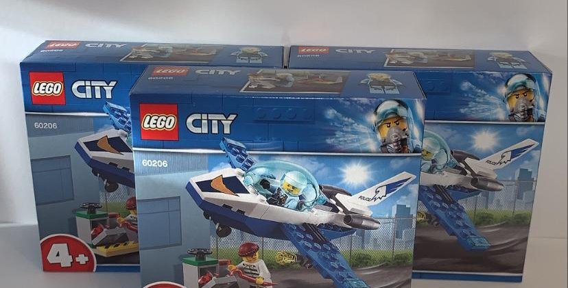 Lego City: Police Shuttle