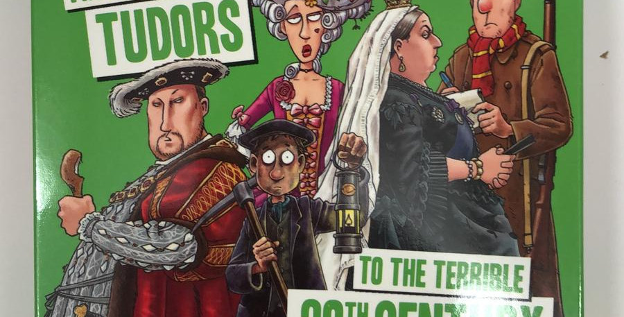 Horrible Histories: From The Terrifying Tudors to The Terrible 20th Century