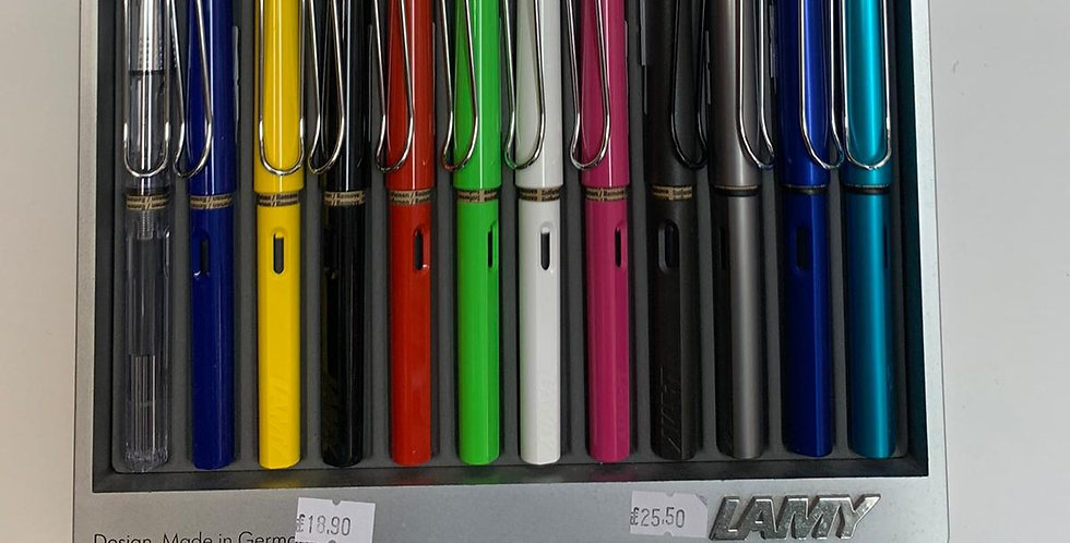 Lamy Fountain Pens from