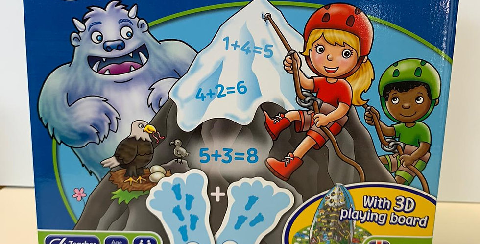 Orchard Toys: Counting Mountain