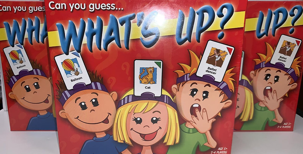 Can You Guess Whats Up? Age 5+