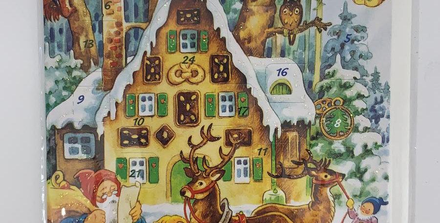 Advent Calendar: Santas' Helpers 2