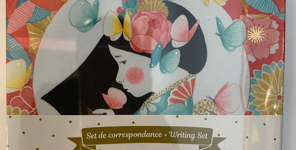 Writing Set by Seng Soun Ratanavnh