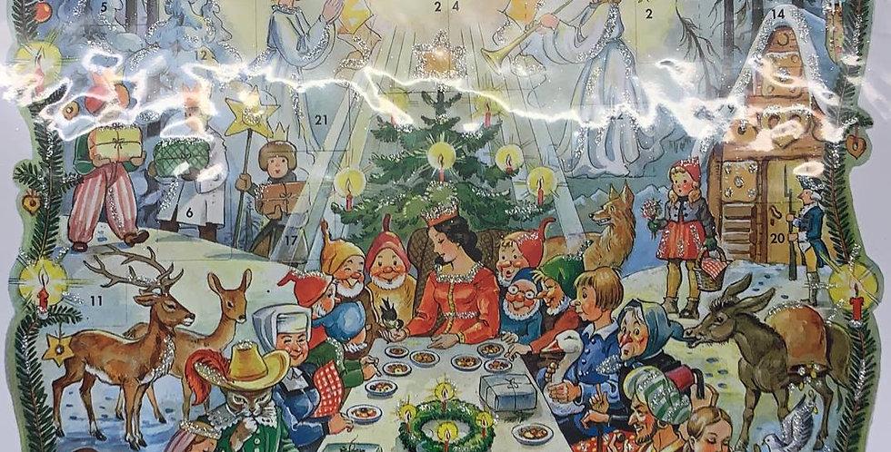 Advent Calendar: Christmas Dinner