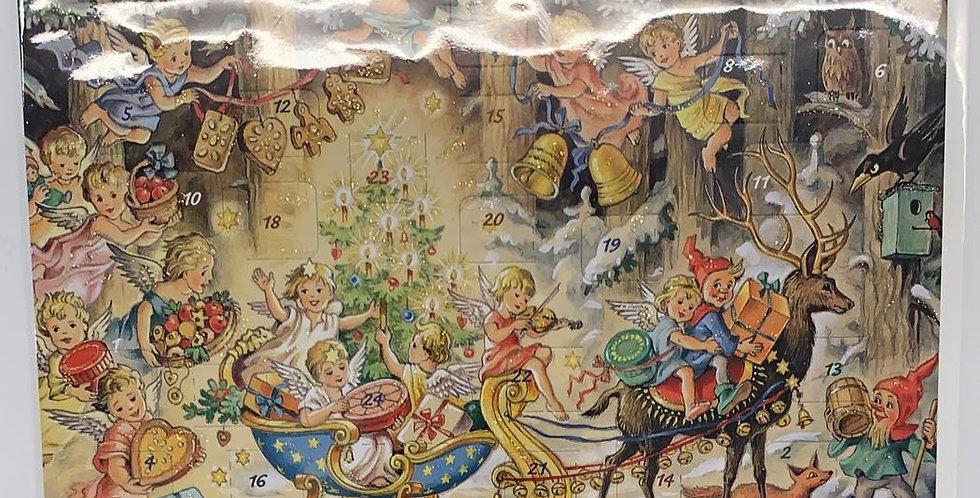 Advent Calendar: Christmas Angels
