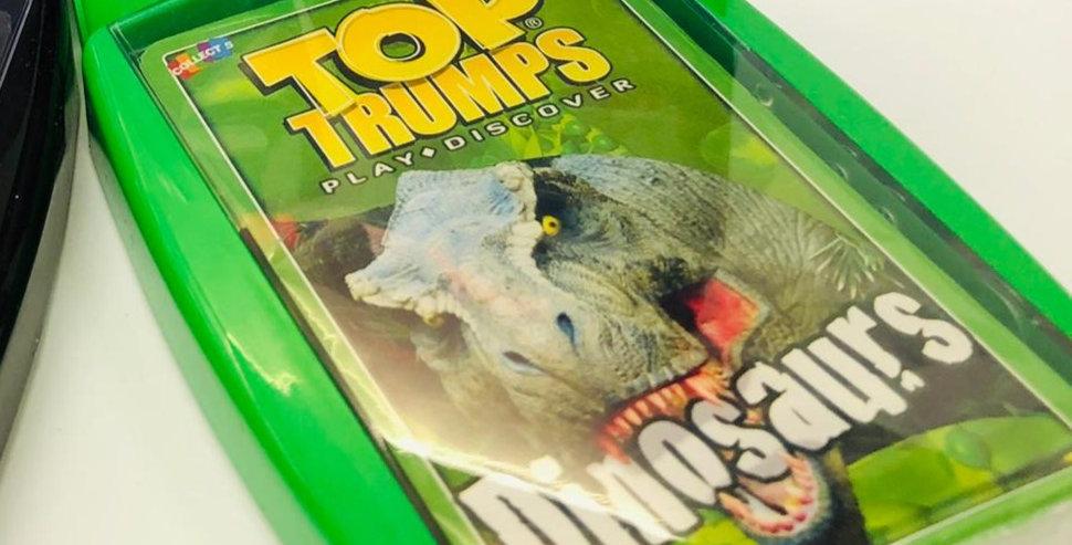Top Trumps: Dinosaurs