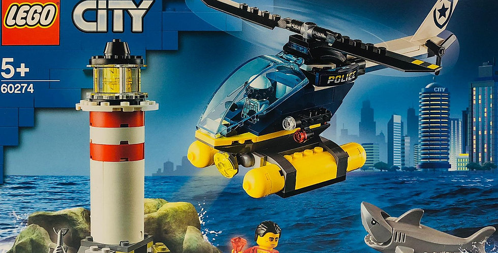 City: Lighthouse Rescue