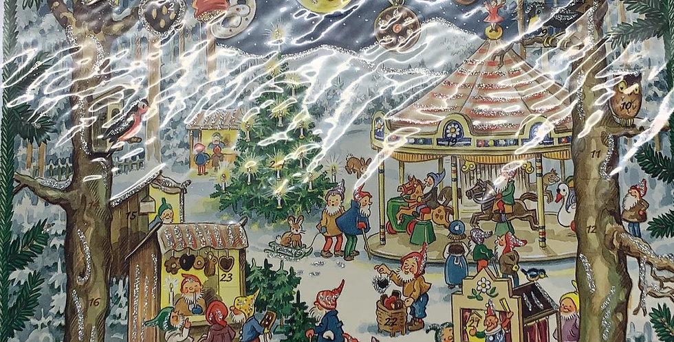 Advent Calendar: Christmas Fair