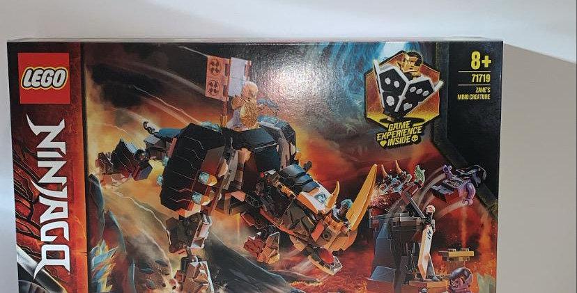Lego Ninjago: Zane's Mind Creature