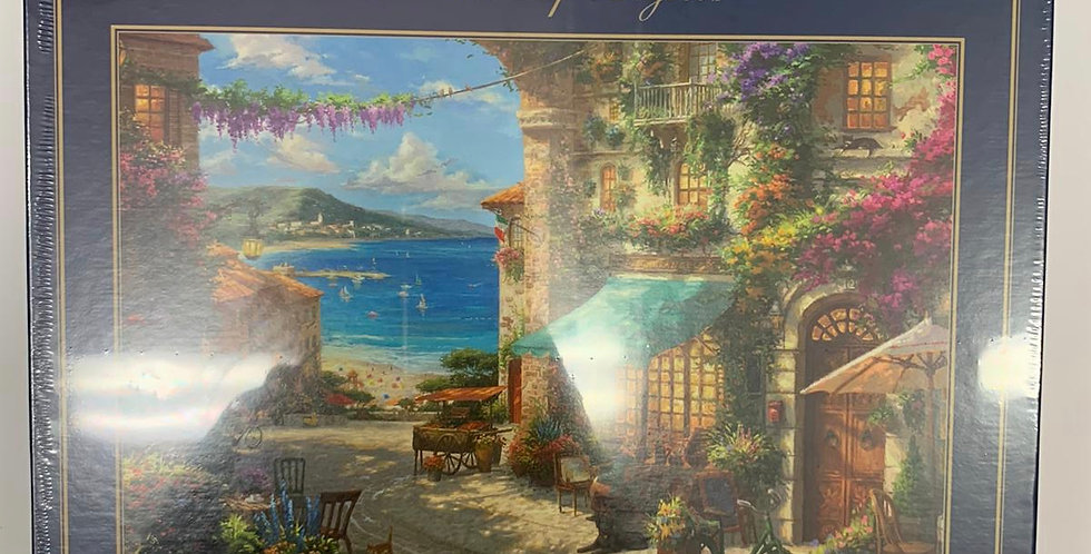 Thomas Kinkade: Italian Cafe 1000 piece