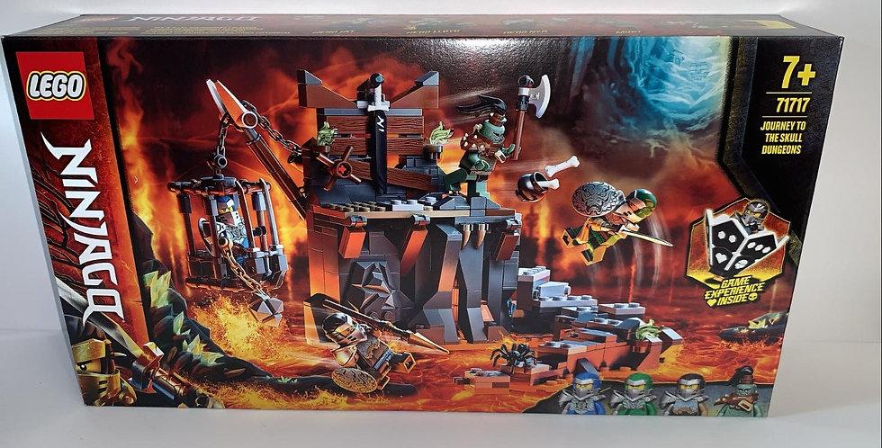 Lego Ninjago: Journey To The Skull Dungeons