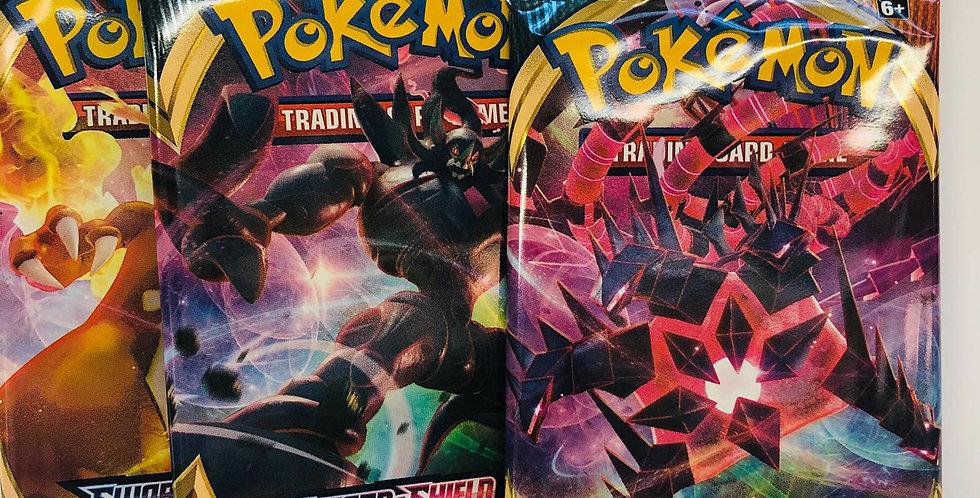 Pokemon cards: Sword & Shield Darkness Ablaze