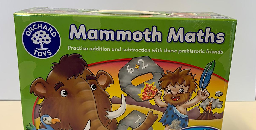 Orchard Toys: Mammoth Maths