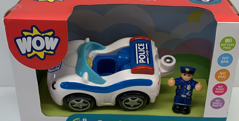 WOW: Cop Car Cody