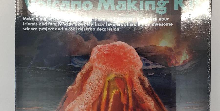 KidzLabs: Volcano Making Kit age 8+