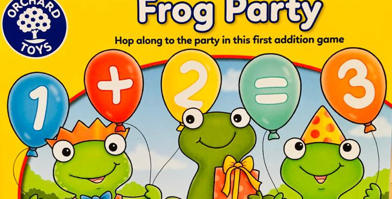 Orchard Toys: Frog Party