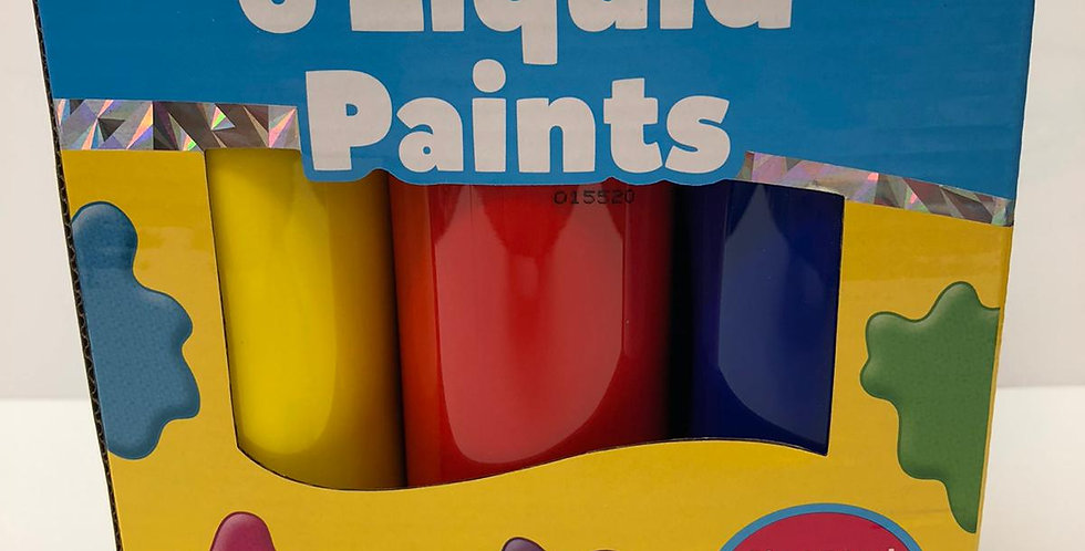 Galt: 6 Liquid Paints