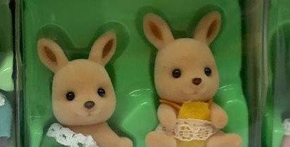 Sylvanian Families: Kangaroo Twins