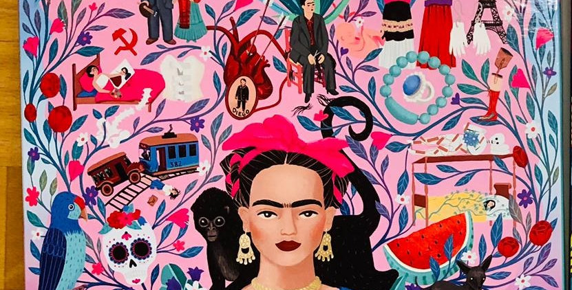 Eeboo: Viva La Vida 1000 piece