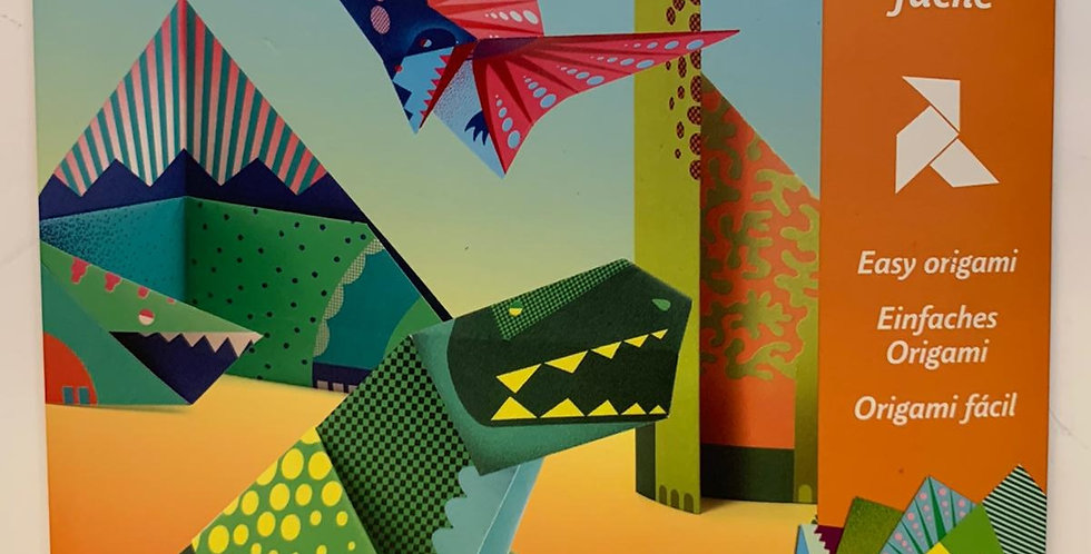 Djeco: Origami facile Easy Origami
