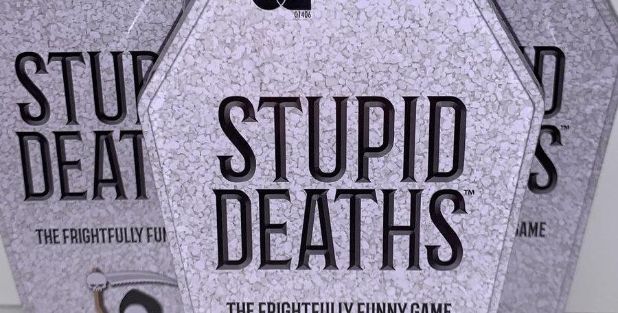 Stupid Deaths Age 12+