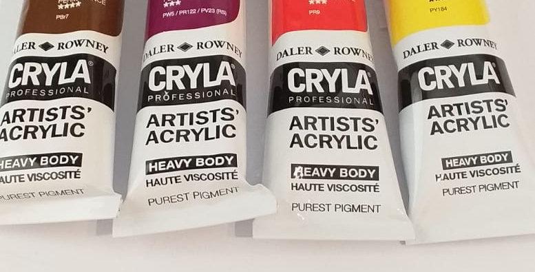 Cryla Acrylic