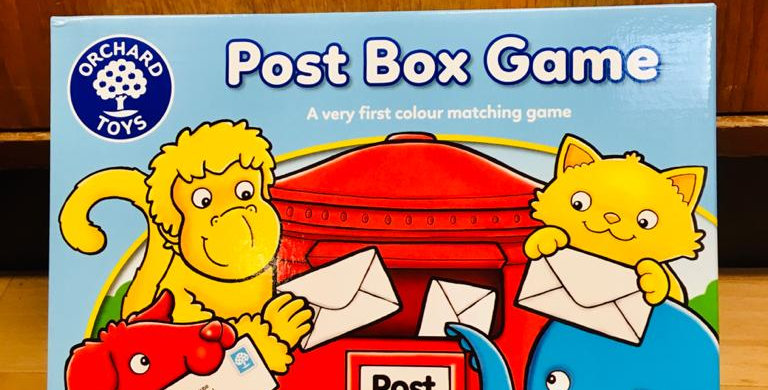 Orchard Toys: Post Box Game