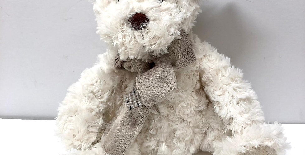 Wilberry Classic White Teddy (age 1+)