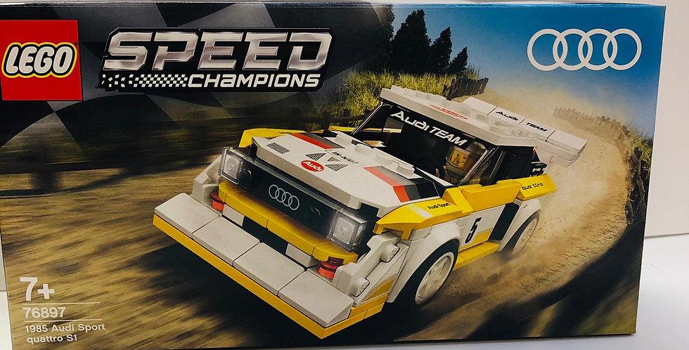 Speed Champions: Audi Sports Quattro