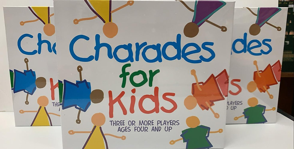 Charades For Kids Age 4+