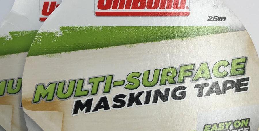 UniBond Multi-Surface Masking Tape