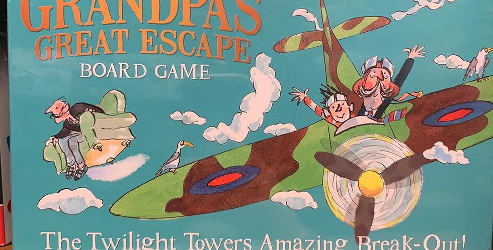 Grandpa's Great Escape Board game