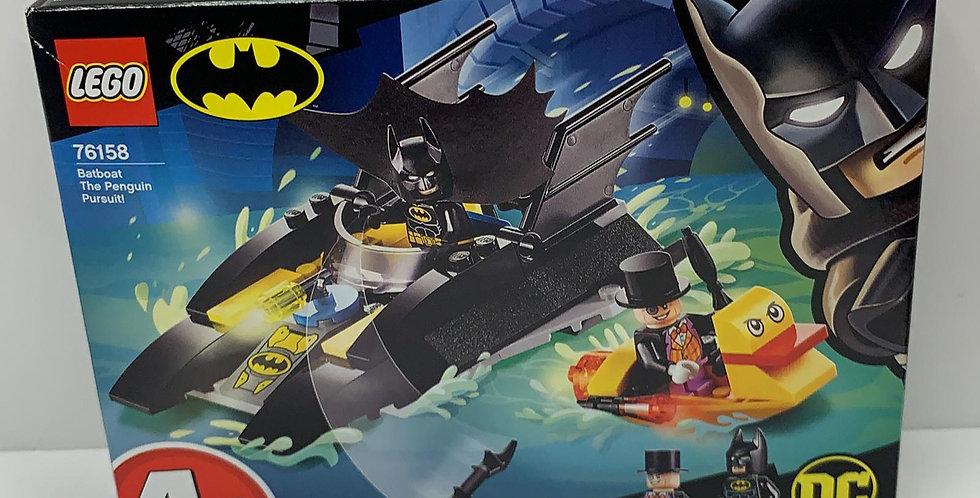 Lego Batman: The Penguin Pursuit