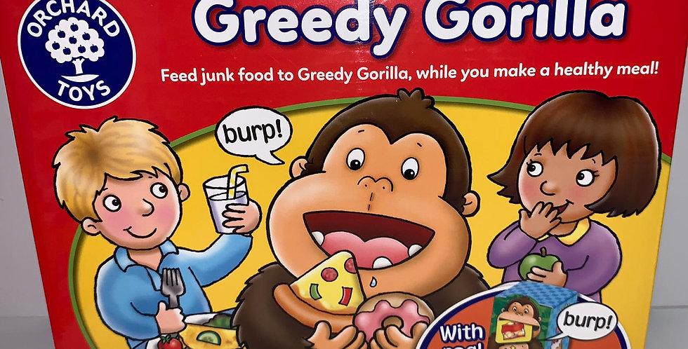 Orchard Toys: Greedy Gorilla