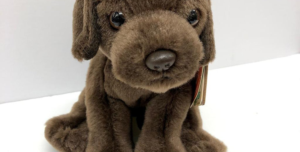 Living Nature Chocolate Labrador Puppy (suitable from birth)