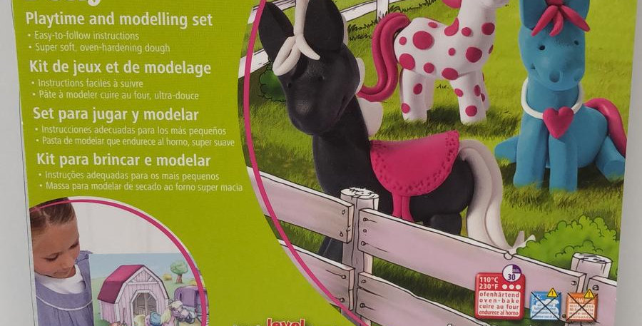 Fimo: Kids Pony set