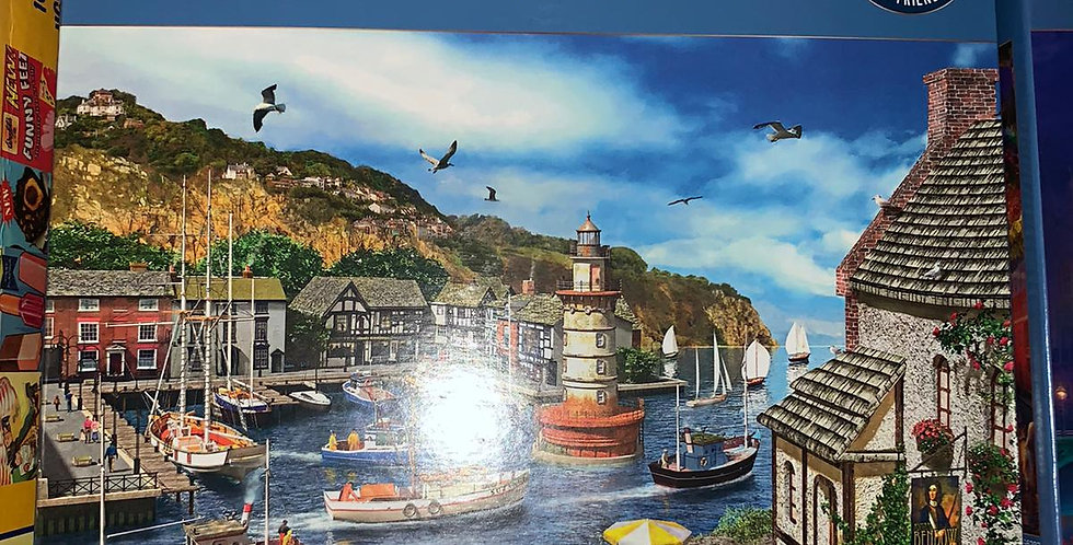Gibsons: Lighthouse Bay 1000 piece