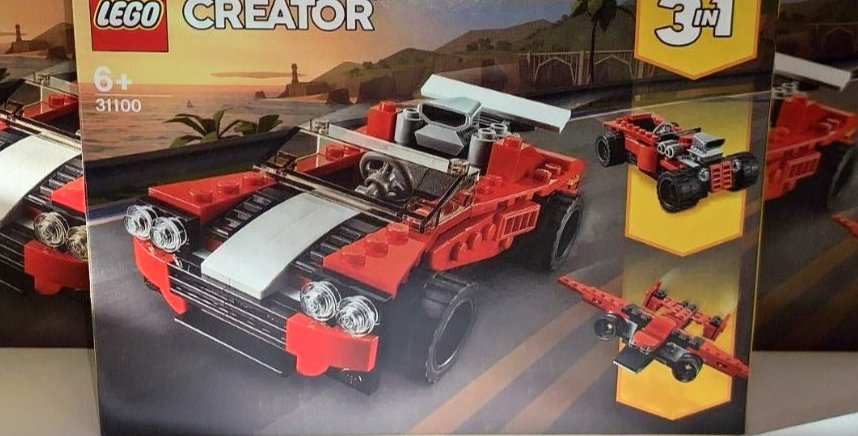 Lego Creator: 3 in 1 Vehicle Set