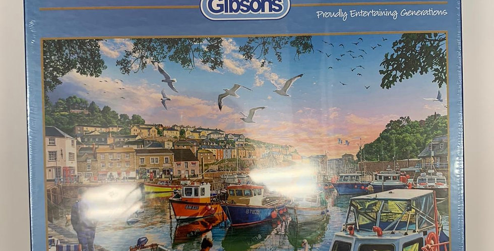 Gibsons: First Catch 1000 piece