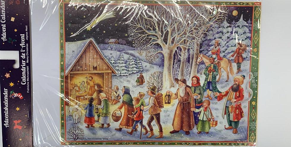 Advent Calendar: Baby Jesus