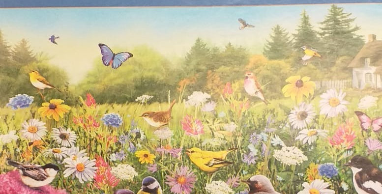 Gibson: The Secret Garden 1000 piece