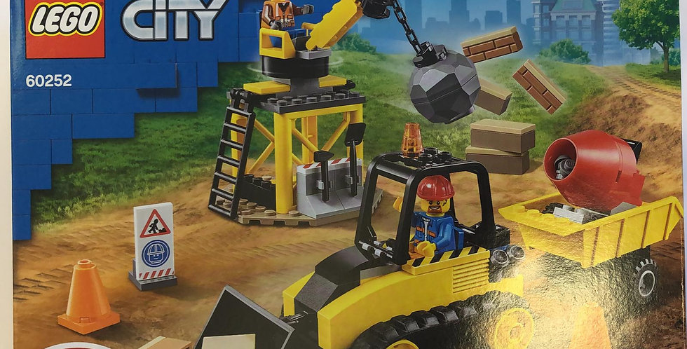 Lego City Juniors: Bulldozer