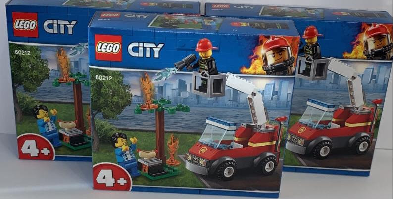 Lego City: Firefighter