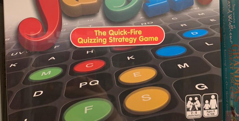 Jask. The Quick-Fire Strategy Game