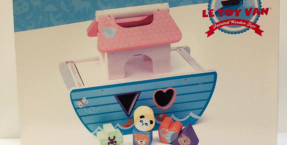 Le Toy Van Petit Ark age 1+